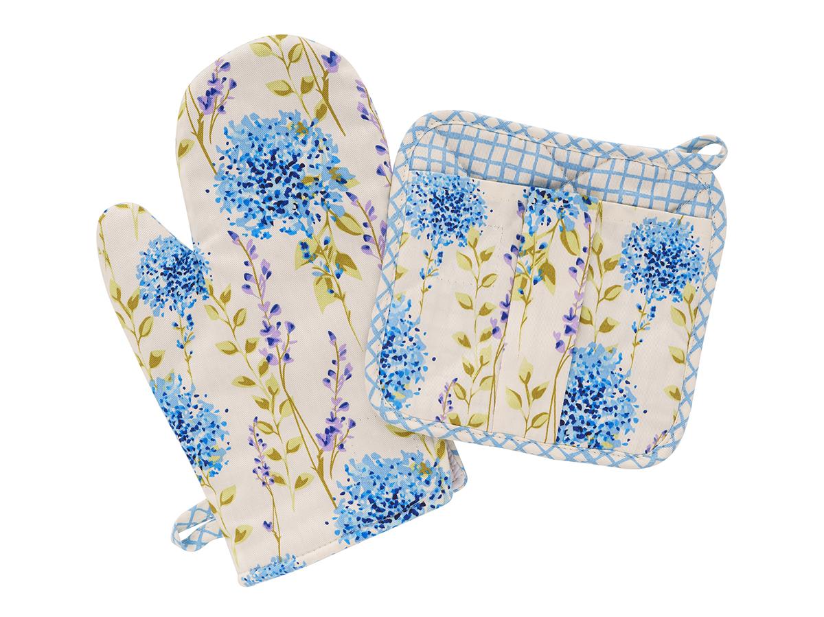 Прихватка и перчатка